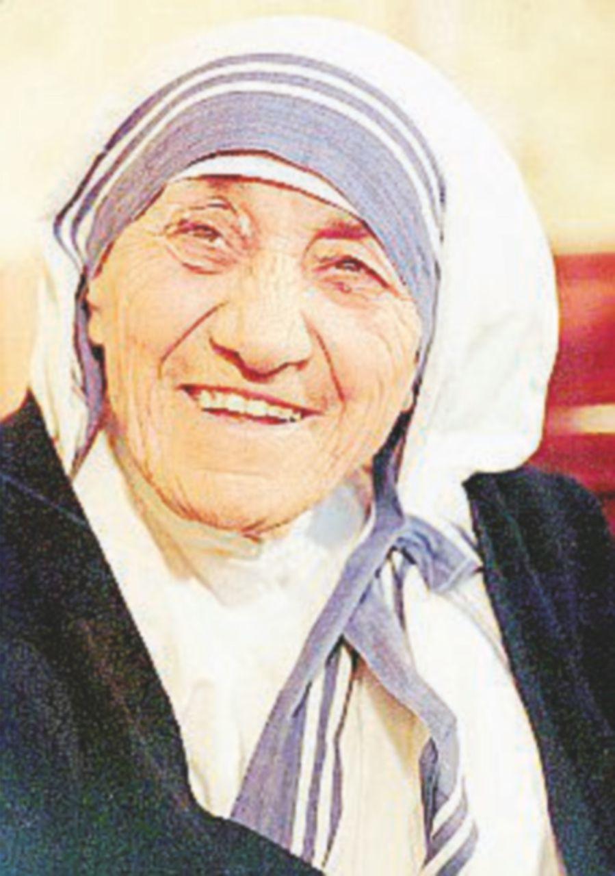 Madre Teresa santa: per riportare  i fedeli al Giubileo