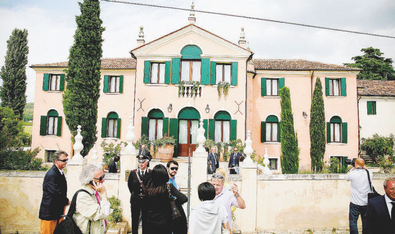 La villa di Galan se la prende Veneto Banca. Confisca bloccata e niente soldi allo Stato