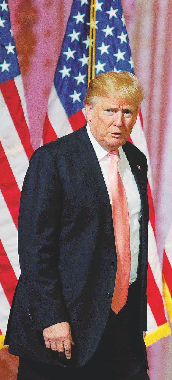 SuperTrump ha il timore di non avere il numero magico