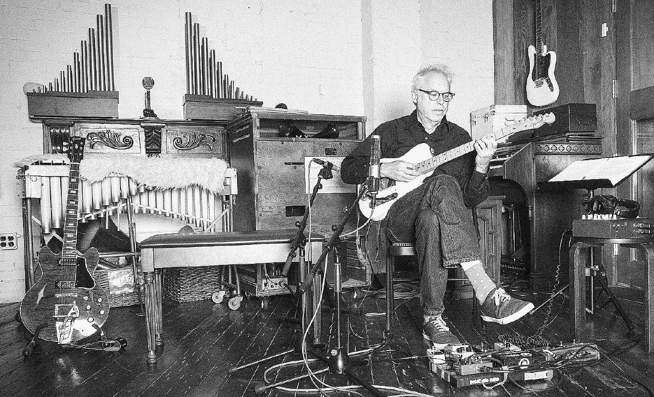 Bill Frisell, un omaggio a sei corde a Morricone