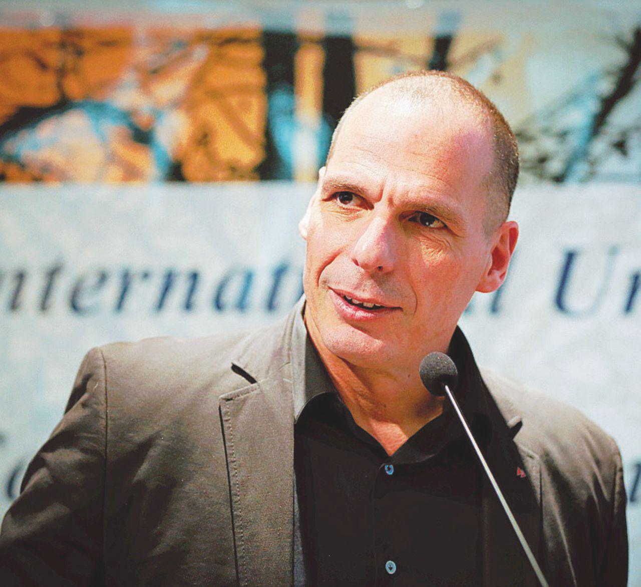 """Varoufakis: """"L'Europa non si cambia, va rifatta"""""""