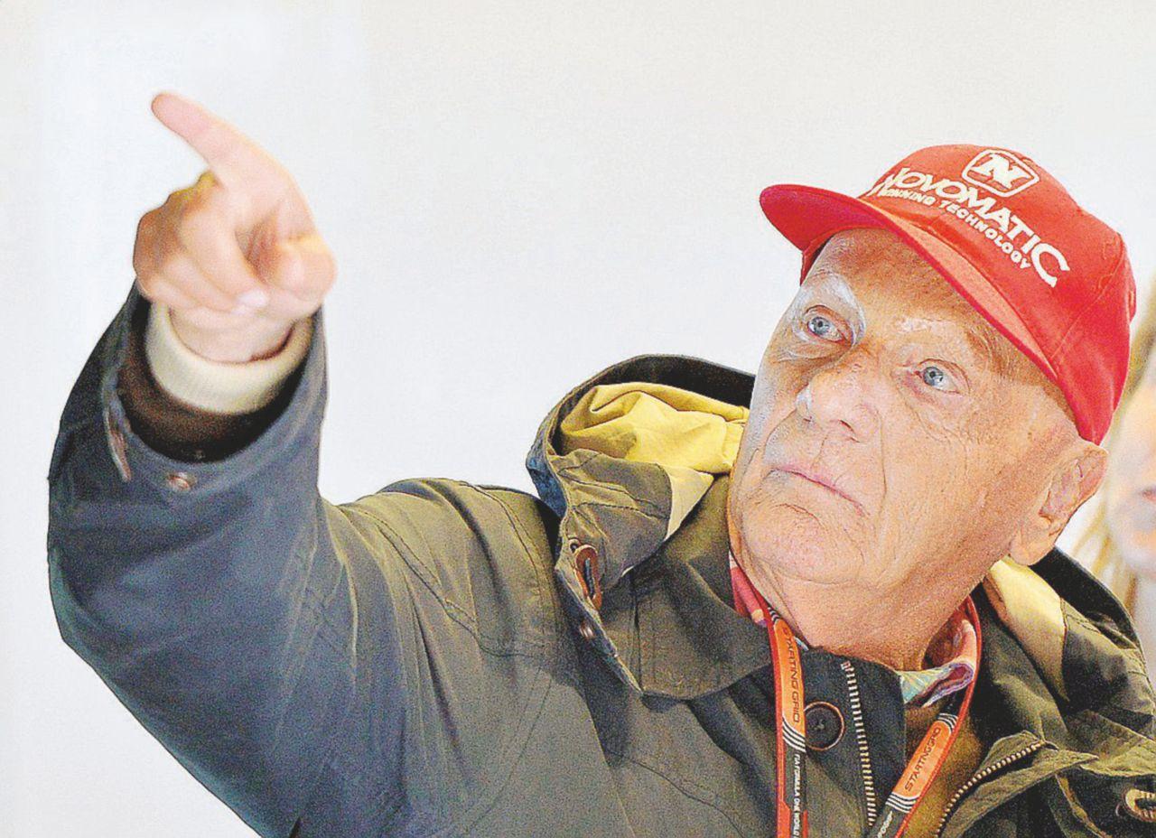 Un megastore divide Bolzano con la firma di Niki Lauda