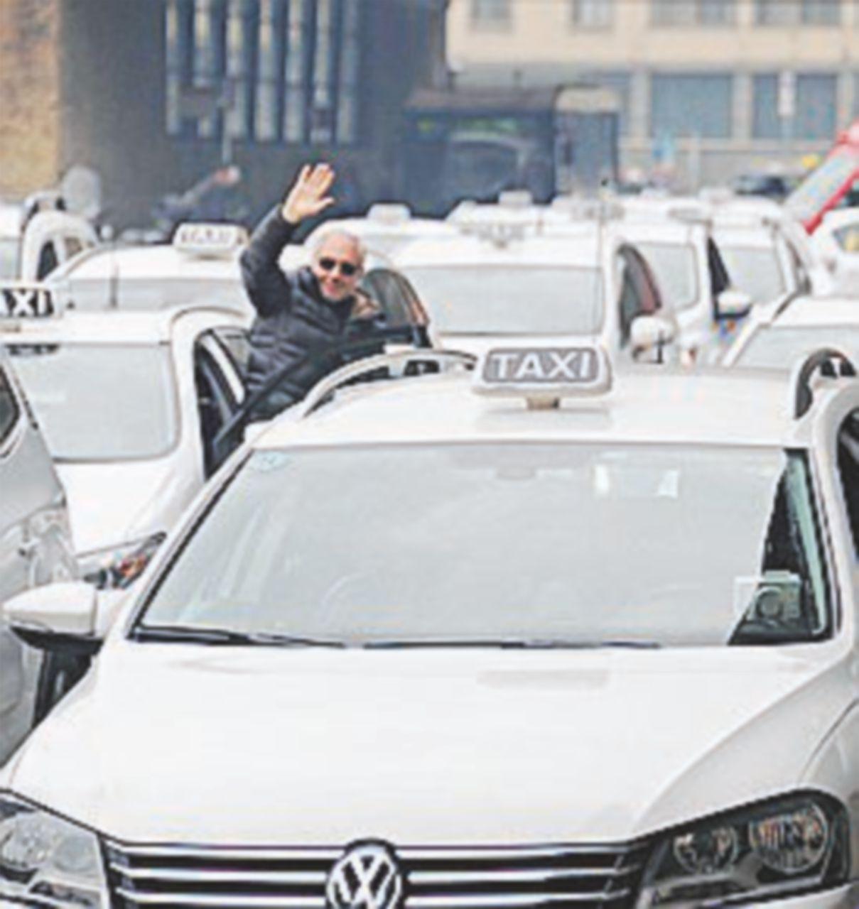 Concorrenza, (ri) vincono i taxi