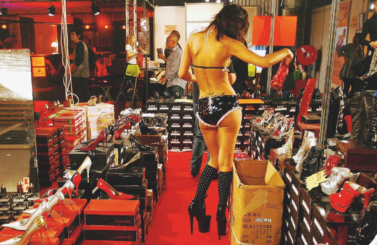 L'età del Porno-Teo-Kolossal, il declino del sesso esibito