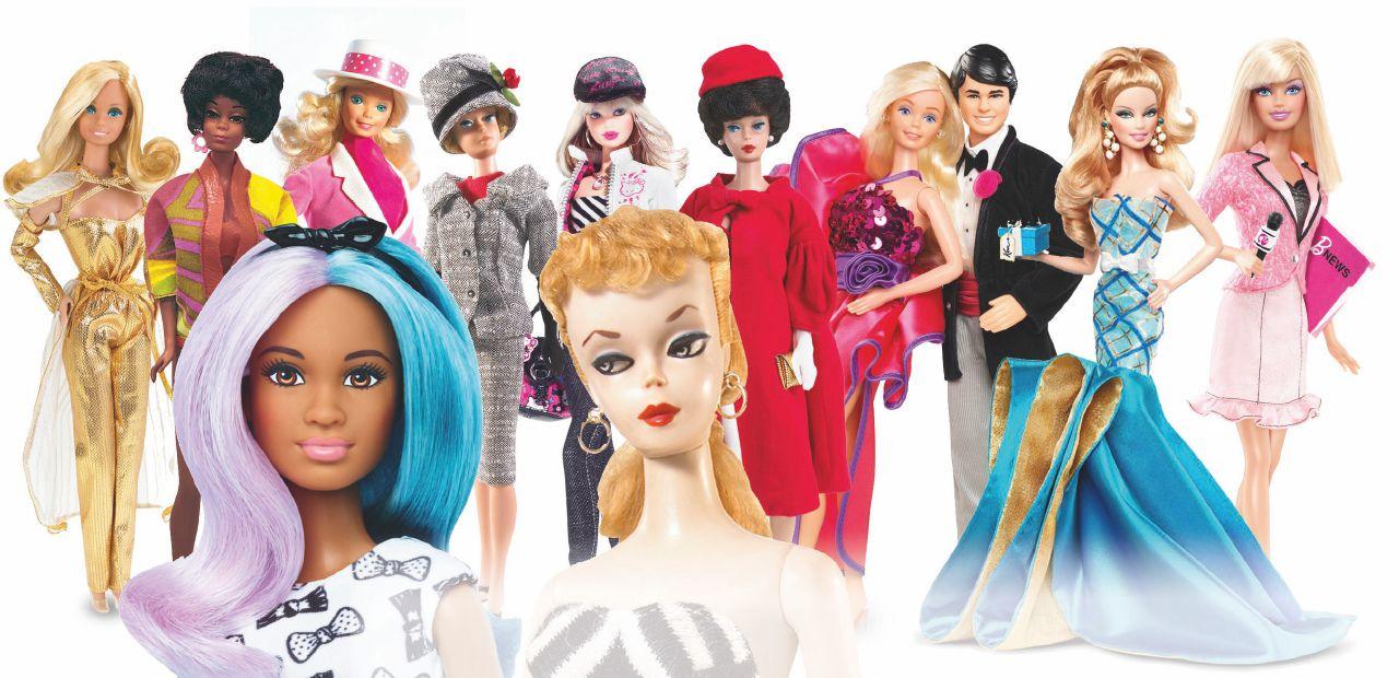 Barbie pride Bambola commerciale?  No, icona di tendenza