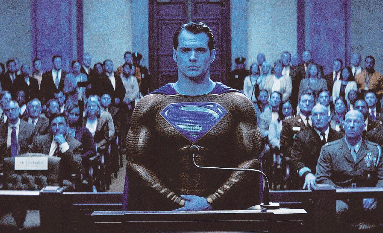 Nessuno resta buono, neanche i supereroi