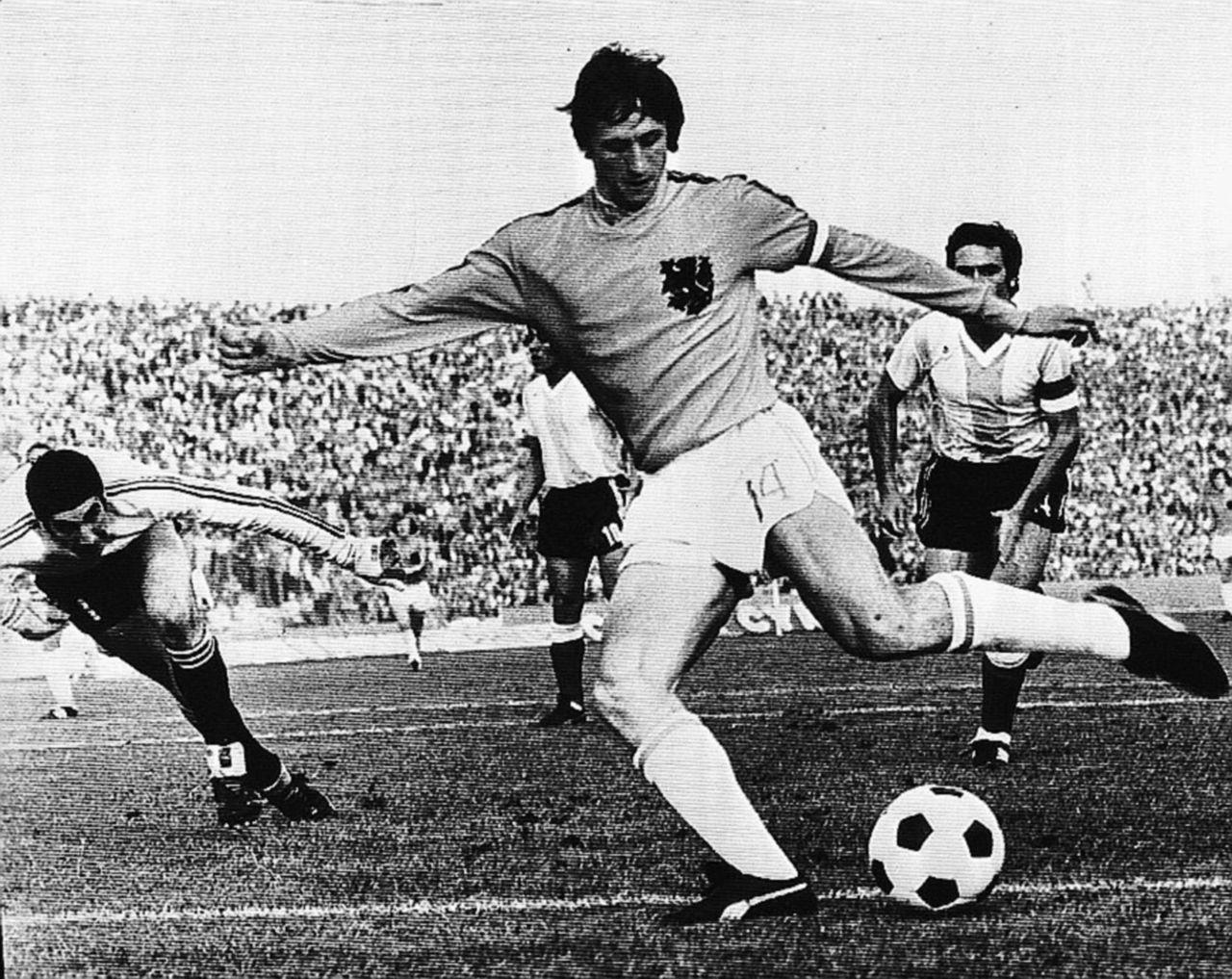 Johan, il Re Sole del gol. Senza di lui non esisterebbe il Barcellona