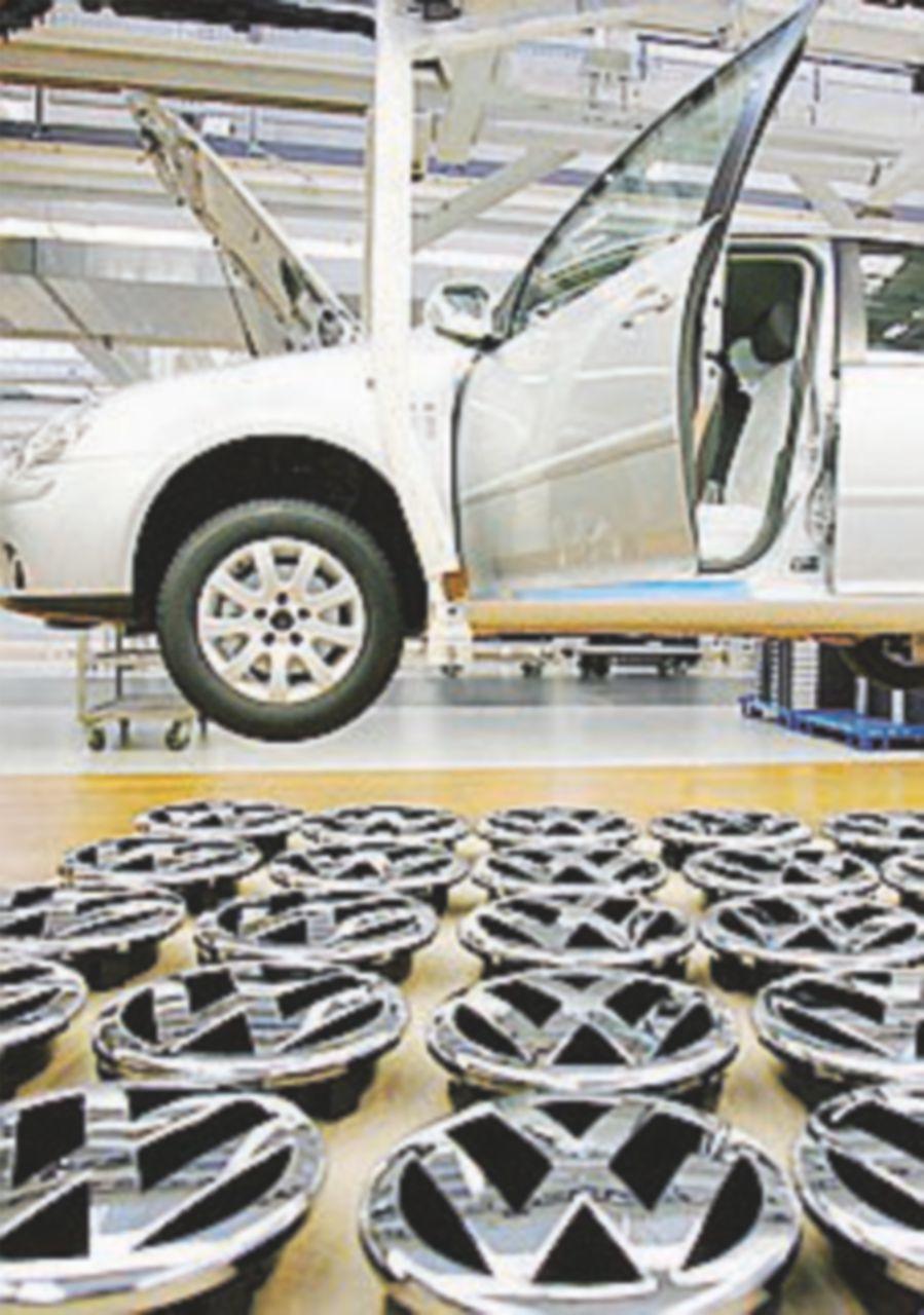 Volkswagen, guasto ai pedali: 800 mila veicoli richiamati