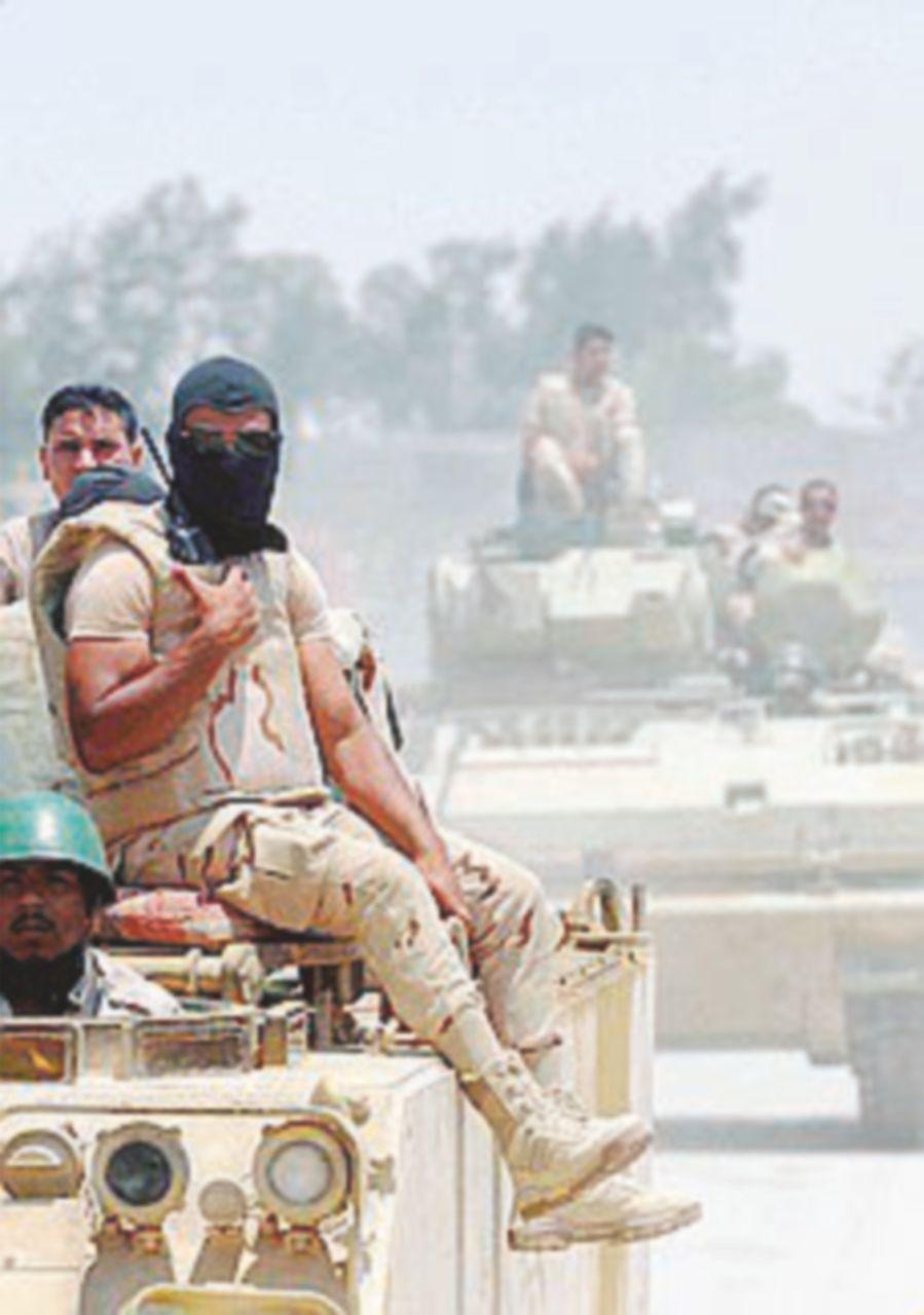 """Operazione militare nel Sinai: """"60 jihadisti uccisi e 40 feriti"""""""