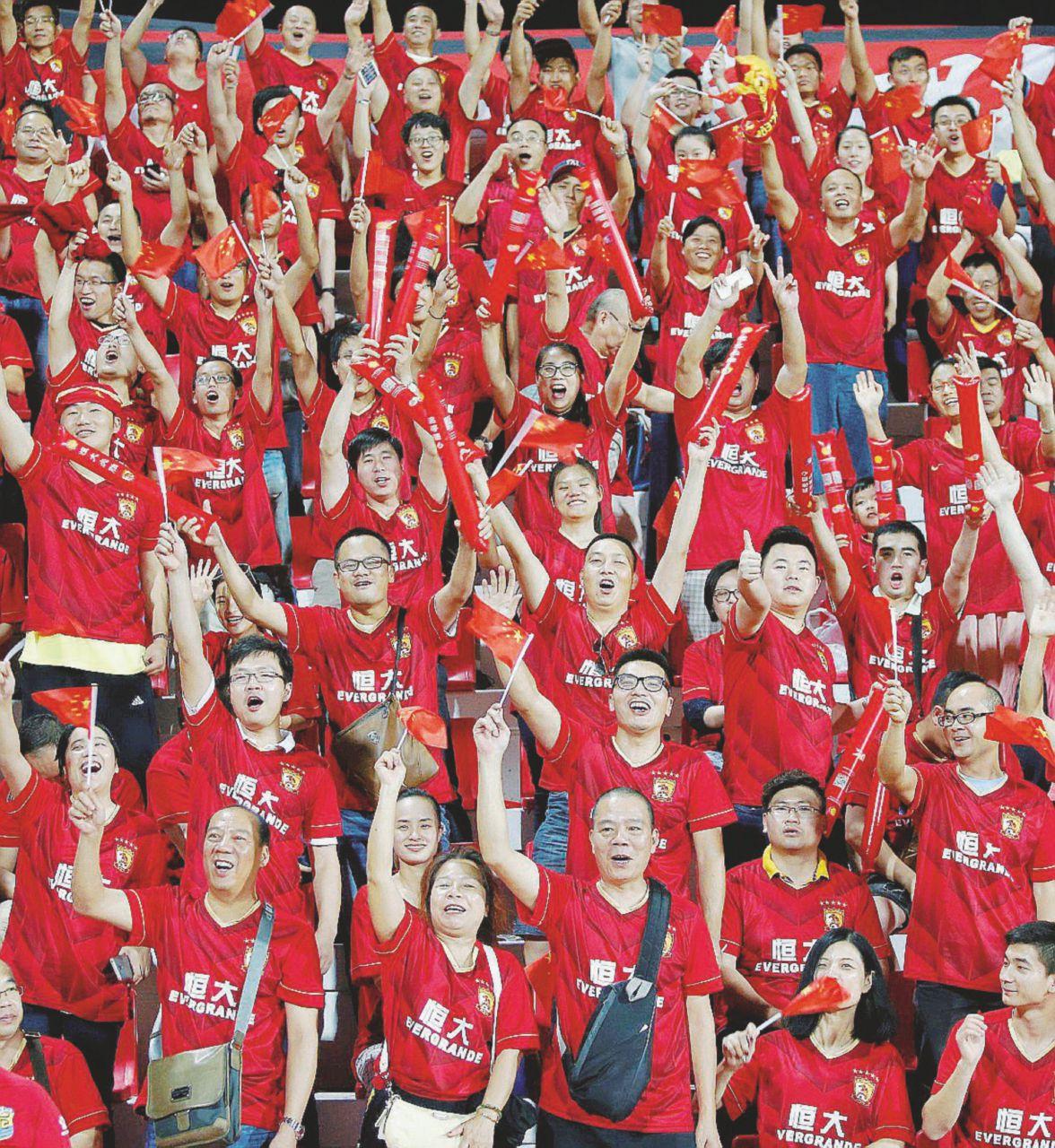Cina, le mani sul pallone: obiettivo Mondiali 2030