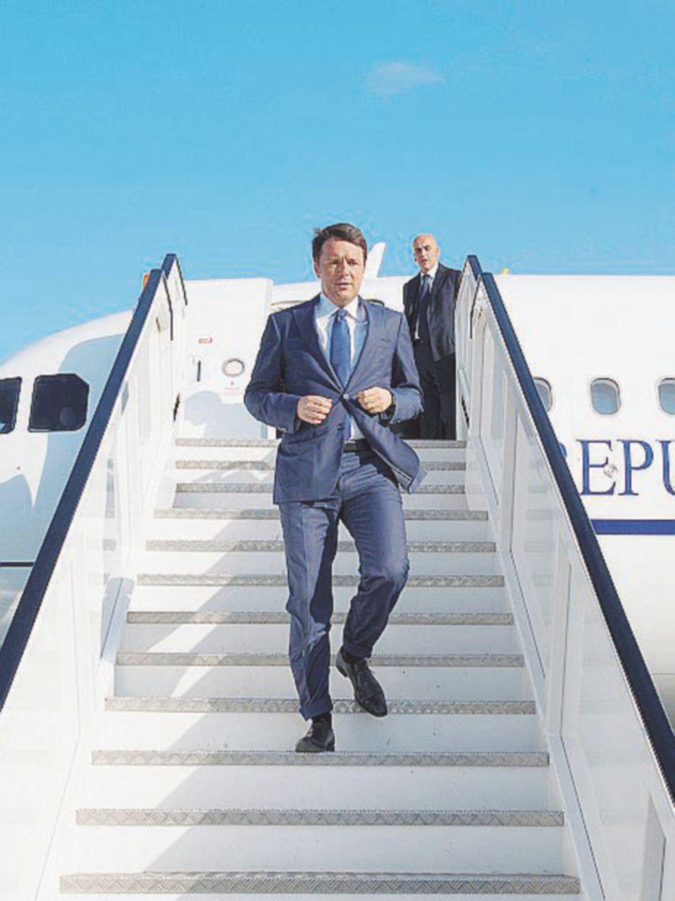 Libia, Renzi spera che Obama  gli dica cosa fare
