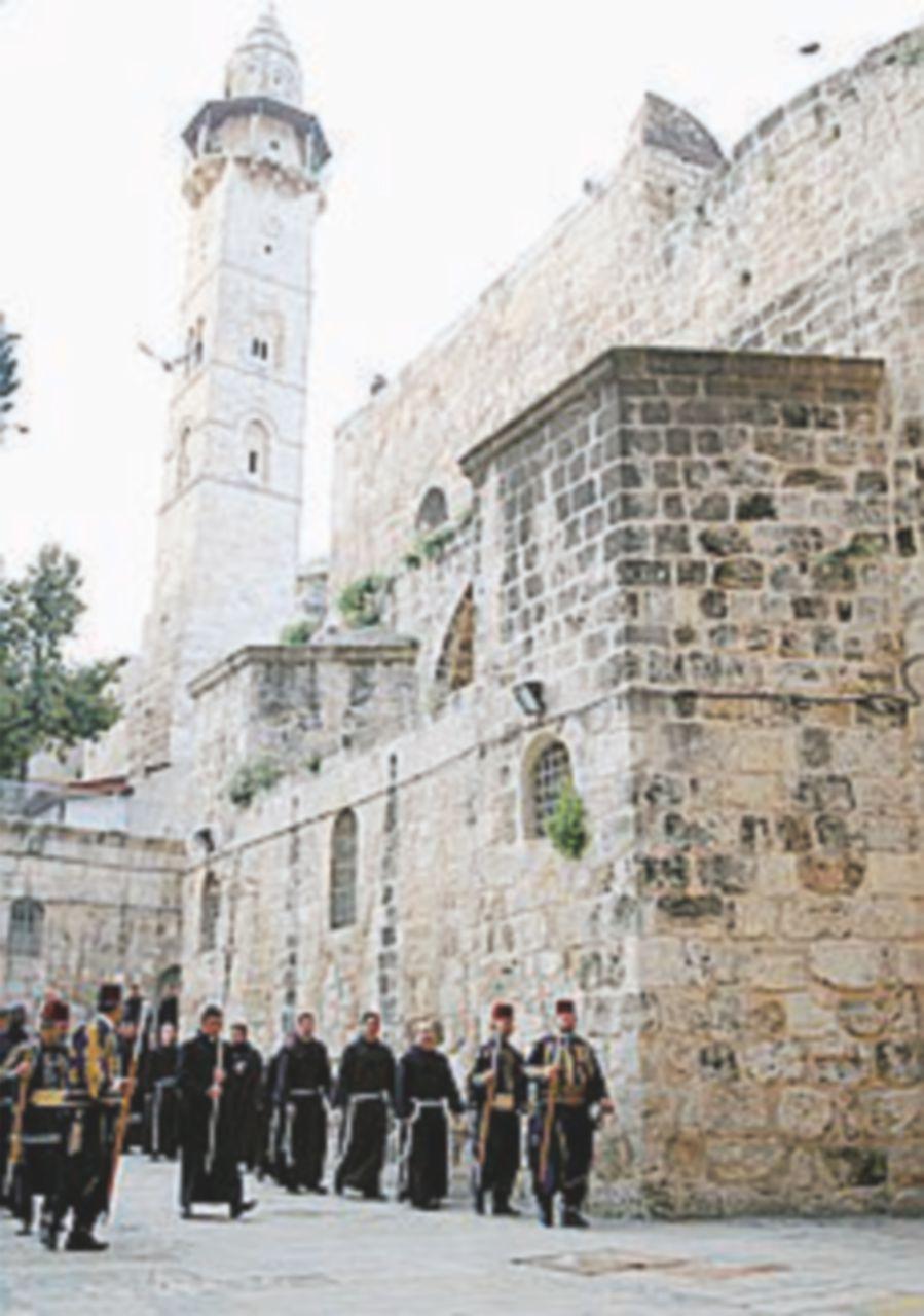 """Il leader leghista in visita in Israele:  """"Studio la sicurezza"""""""