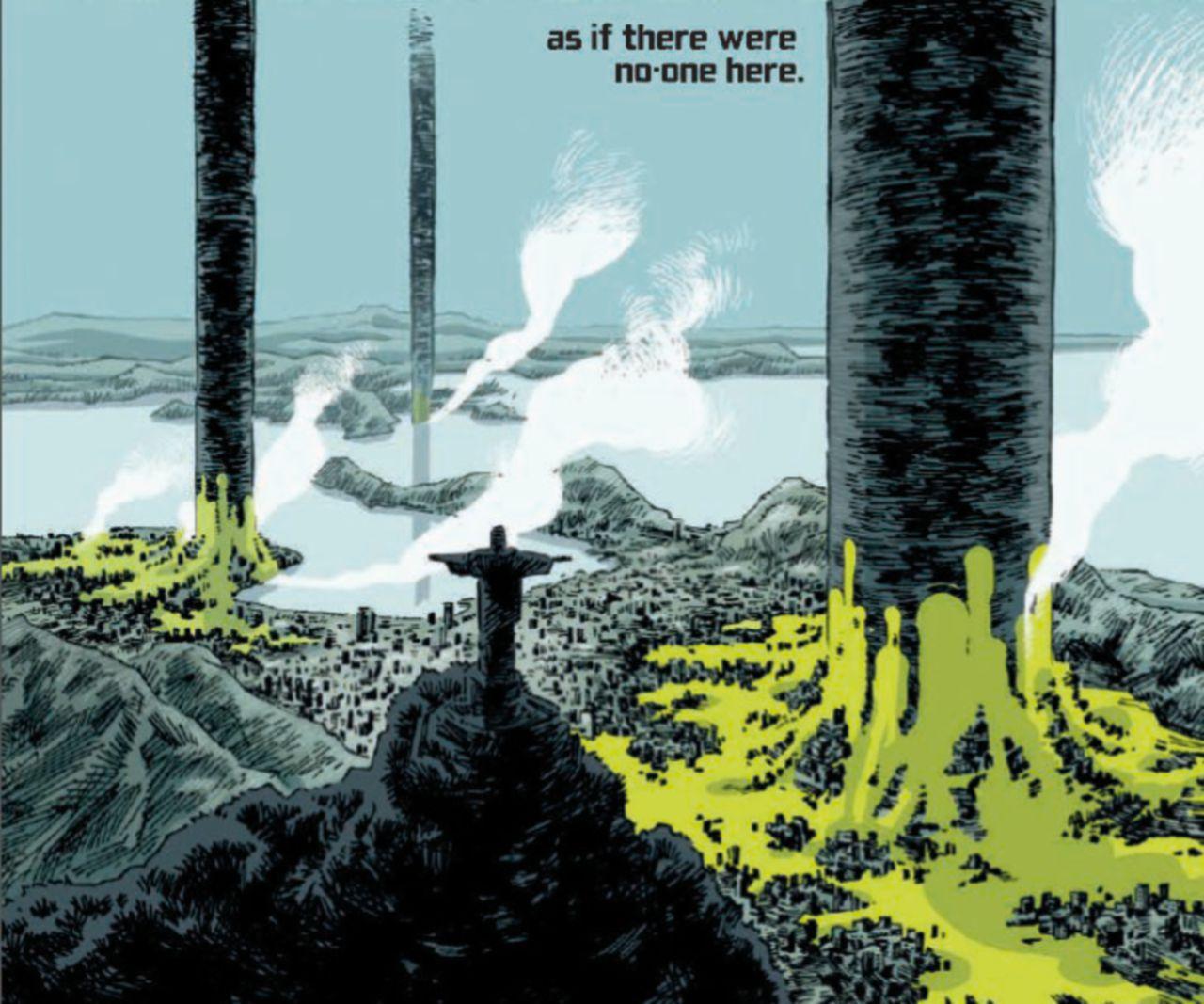 La più pacifica delle invasioni aliene: alberi misteriosi che conquistano il mondo