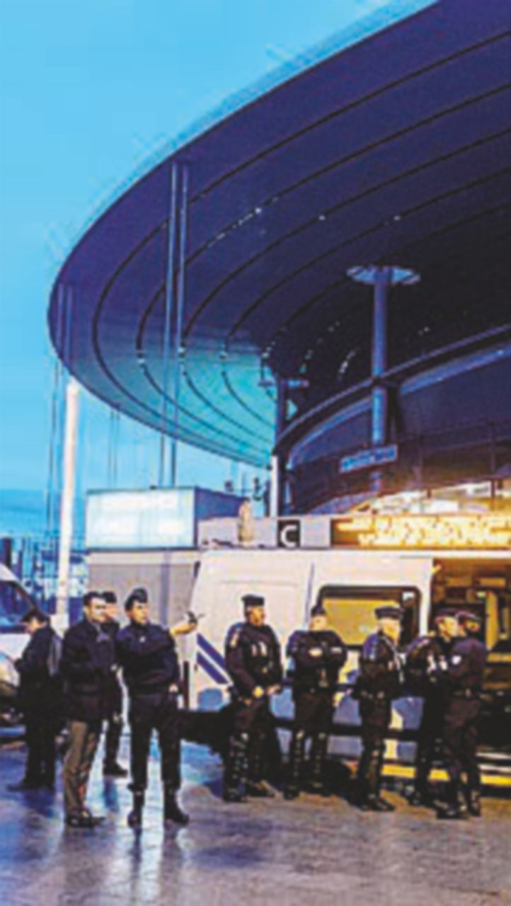 Stade de France, prove anti kamikaze per gli Europei