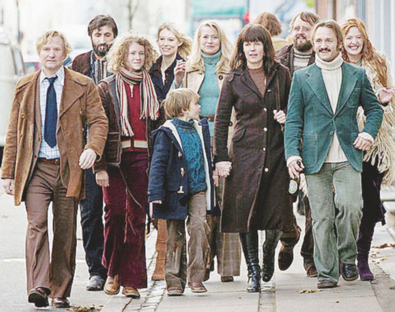 Sarà anche la Copenaghen dei Settanta ma l'amore libero è rimasto un'utopia