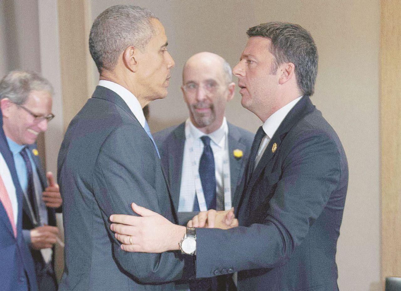 Ora Renzi dovrà dire a Obama che intervento farà in Libia