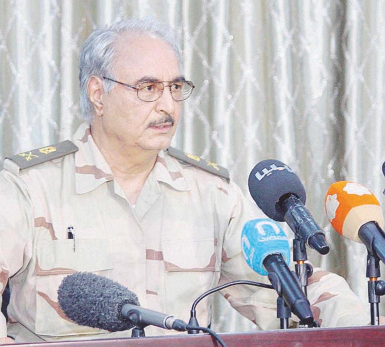 Ostaggi del generale teleguidato dal Cairo
