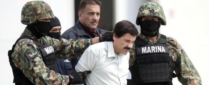 """Messico, El Chapo. La figlia: """"Dopo l'evasione è stato negli Usa due volte, ospite a casa mia in California"""""""