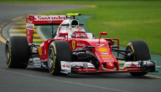F1 a Melbourne, prove libere