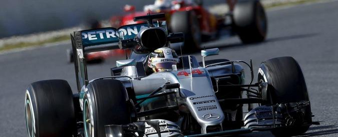 """Formula 1, Hamilton a caccia del quarto titolo mondiale (terzo di fila). """"La mia Mercedes è fantastica"""" – Video"""