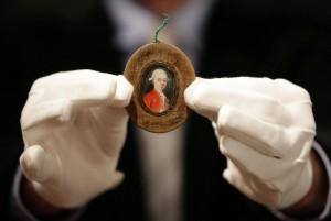Londra, all'asta da Sotheby's il più piccolo ritratto al mondo di Mozart