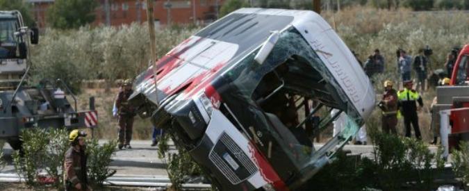 Catalogna, archiviata di nuovo la causa penale contro l'autista del bus di studenti Erasmus. 'Nessun indizio per incriminarlo'