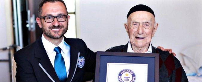 Shoah, è un sopravvissuto ad Auschwitz l'uomo più vecchio del mondo