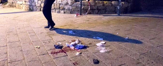Israele, palestinese accoltella 10 persone a Jaffa: ucciso un turista statunitense