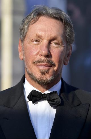 7. Larry Ellison43,6 miliardiAmericano, è l'ad della società informatica Oracle.
