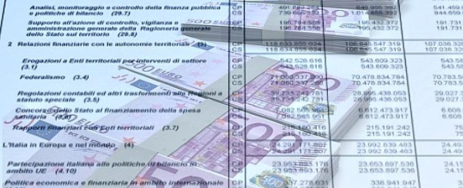 """Bilancio dello Stato, Corte Conti: """"Sia più trasparente la relazione tra previsioni di spesa e leggi che le autorizzano"""""""
