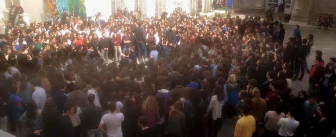 Roma, controlli antidroga: arrestato studente del Virgilio per spaccio di hashish. Assemblea di protesta