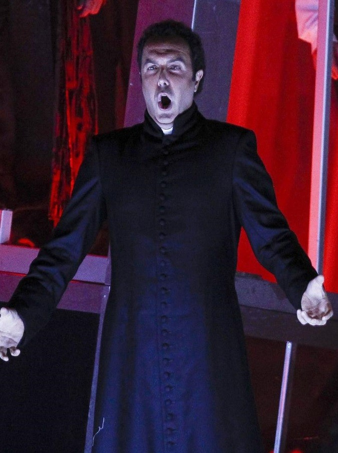 'LUCIA DI LAMMERMOOR' OPERA AT THE GRAND THEATER OF LICEU