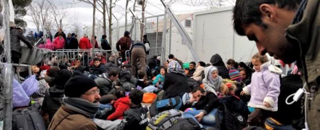 Migranti Idomeni 675