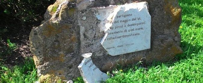 Pier Paolo Pasolini, gruppo di estrema destra Militia danneggia monumento a Ostia