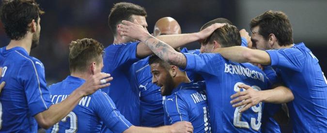 """Italia-Spagna 1-1, Conte: """"Ho avuto le risposte che volevo"""". Insigne: """"Serata da sogno: meritavamo di vincere"""" – Video"""