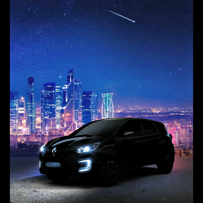 "Renault Captur arriva in Russia e perde la ""C"": si chiamerà Kaptur"