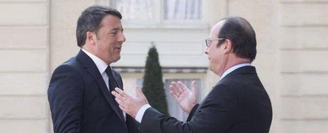 """Renzi: """"Basta Consigli Ue ogni 15 giorni, diamo idea di non governare flussi migratori"""""""