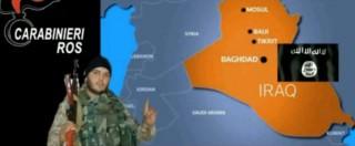 Isis, arrestato a Roma per terrorismo internazionale un criminale macedone. Incastrato dalle telefonate