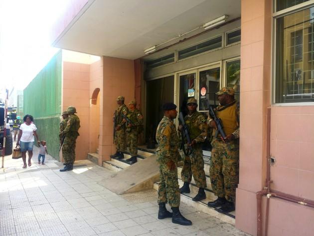 Giamaica elezioni