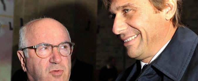 """Tavecchio: """"Conte lascerà l'Italia dopo Europei"""". Andrà al Chelsea: in pole per la successione Donandoni, Ranieri e Capello"""