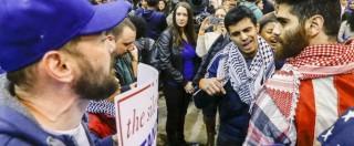 Primarie Usa, proteste e 2 poliziotti feriti: cancellato il comizio di Trump a Chicago. Cruz: 'Ha creato lui questo clima negativo'