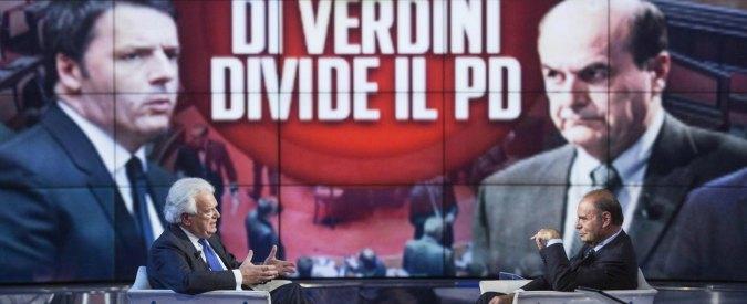 """Denis Verdini: """"Fiducia a Renzi? Atto di convincimento. Da qui a fine legislatura non ci tireremo indietro"""""""