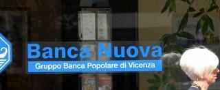 Ex Popolari venete, davanti ai duemila truffati di Vicenza l'asse Salvini-Di Maio annuncia l'arrivo dei risarcimenti