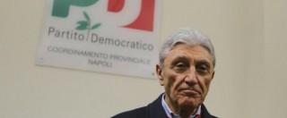 """Primarie Napoli, bocciato ricorso bis di Bassolino: """"Regalare euro non viola libertà voto"""". L'ex sindaco: """"Presa in giro"""""""