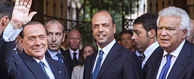 """Forza Italia, Berlusconi chiama Alfano: """"In politica vince chi non serba rancore"""""""