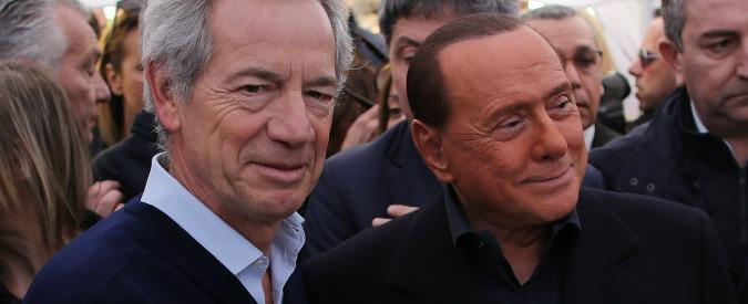 """Elezioni Roma, Berlusconi: """"Meloni sindaco? Una mamma non può dedicarsi a un lavoro così terribile"""""""