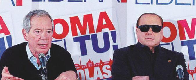 Roma 2016, Berlusconi e Salvini litigano. Sfuma accordo su Meloni: Bertolaso ancora in campo