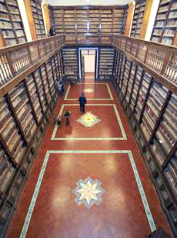 biblioteca girolamini 905