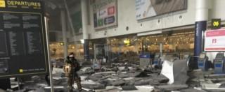 Attentati Bruxelles – DIRETTA – Bombe in aeroporto e metro, 32 morti. Blitz a Schaerbeek, trovati ordigni e bandiere Isis (Foto e video)