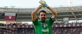 Serie A, risultati e classifica 30° giornata: Juve vince il derby e Buffon fa record. Bagarre retrocessione – Video